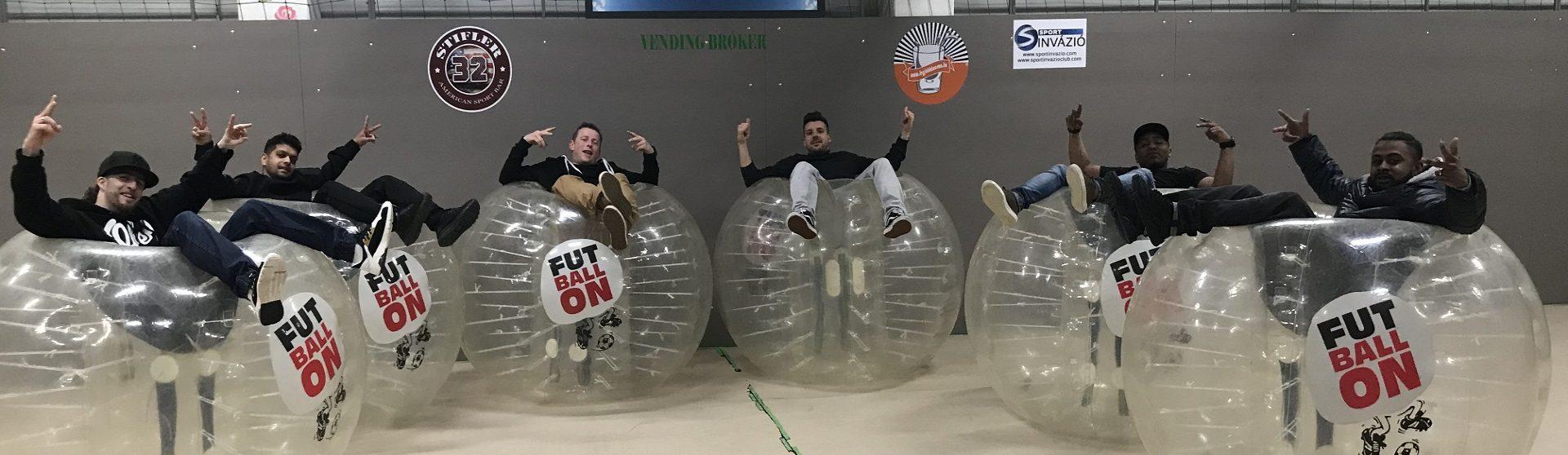 BubbleFootball-Hungary